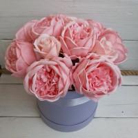 Композиция из мыльных роз МР-007