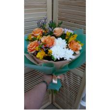 Букет из цветов СВ-208