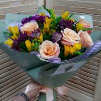 Букет из цветов СВ-209