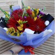 Букет из цветов СВ-211