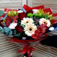 Букет из цветов СВ-214