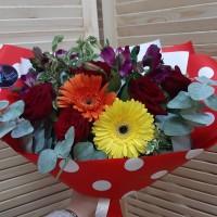 Букет из цветов СВ-203