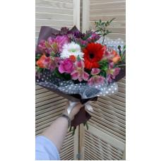 Букет из цветов СВ-213