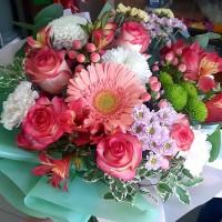 Букет из цветов СВ-202