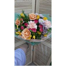 Букет из цветов СВ-212