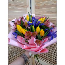 Букет из цветов СВ-228