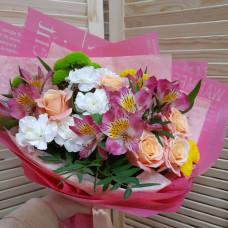 Букет из цветов СВ-217
