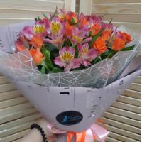 Букет из цветов СВ-218