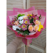 Букет из цветов СВ-219