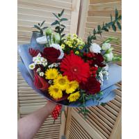 Букет из цветов СВ-227