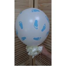 Воздушный шар на Рождение